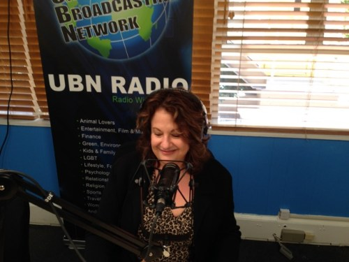 Bobbi Palmer radio interview