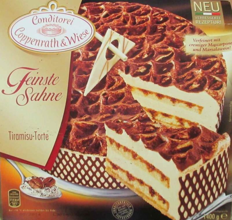 Brownie Kuchen Coppenrath
