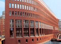 Regus Mietbüro Hamburg, Stadthausbrücke 1 - 3