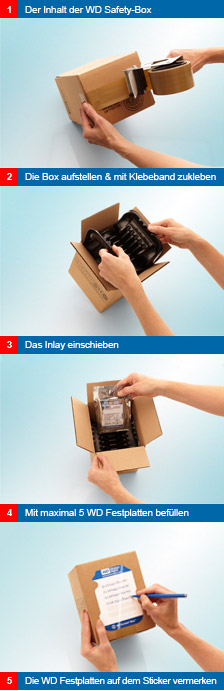 WD Safety Box