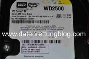 WD2500JS-55NCB1