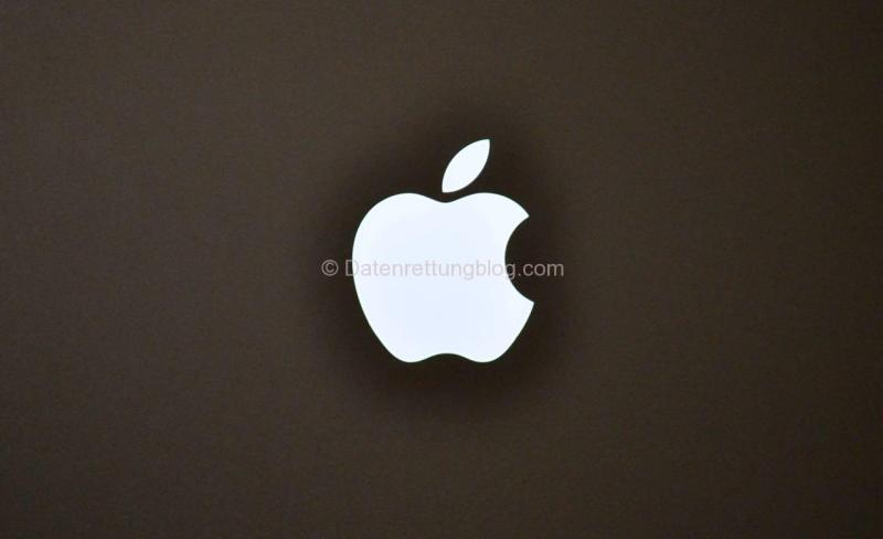 Apple Mac Book Pro. Datenverlust bei Kälte