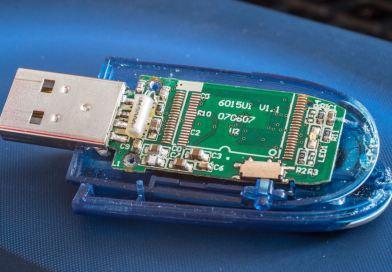 Wenn USB Sticks altern droht Datenverlust