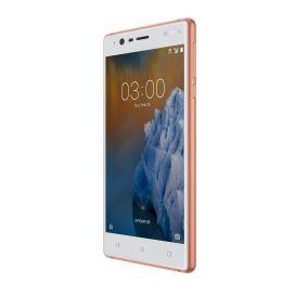Das neue Nokia 3 im Farbton Cooper. Quelle: HMD