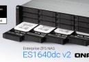 QNAP Enterprise ZFS NAS ES1640dv v2 Windows Server 2016 zertifiziert