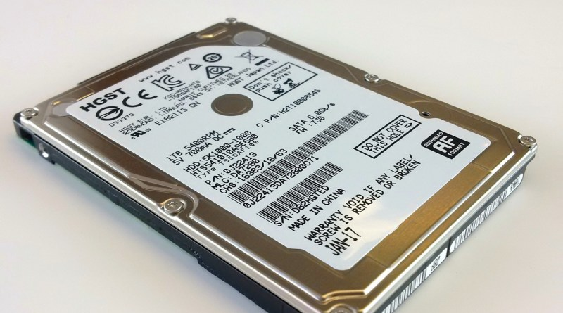 Harddisk for free. Kostenlose Festplatte vom Datenretter.