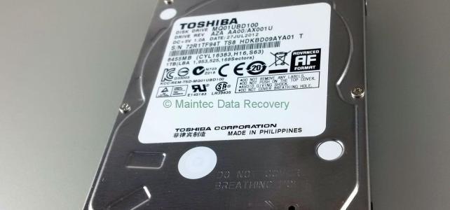 Datenrettung mit Linux Live CD?