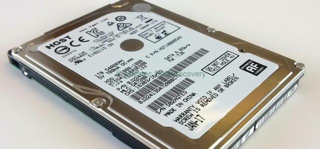Festplatte gratis zur Datenrettung