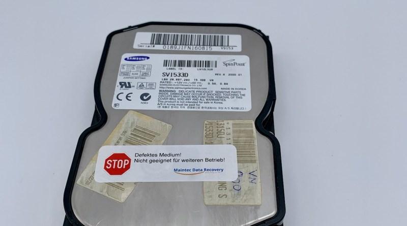 Samsung SV1533D