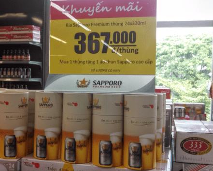 Cost Of A Case Of Beer In Vietnam