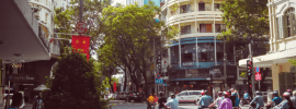 Downtown Ho Chi Minh City - Best Guest Friendly Hotels Ho Chi Minh City.
