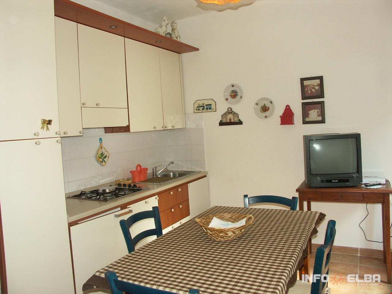 Appartamenti Casa Rossa on the Island of Elba in Capoliveri Via Santa Maria 209  Apartaments Elba