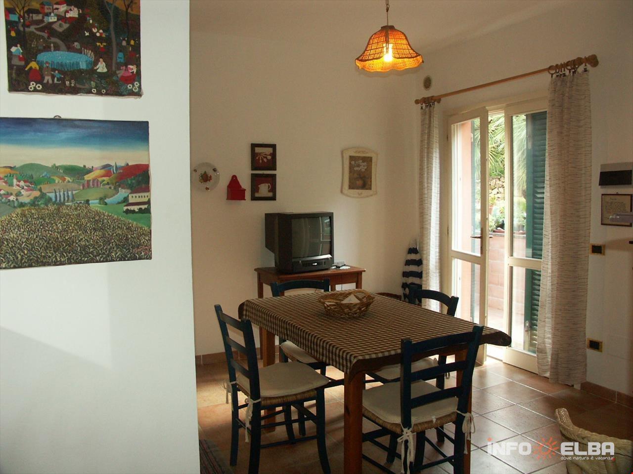 Appartamenti Casa Rossa allIsola dElba a Capoliveri Via Santa Maria 209  Appartamenti Elba
