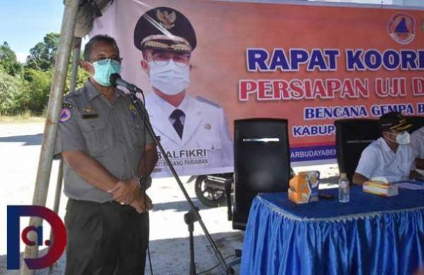 Dokumen Renkon Rampung BPBD Padangpariaman Langsung Rakortek 5