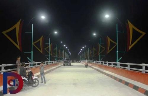 Jembatan Kayugadang jadi Destinasi Baru Padangpariaman 2
