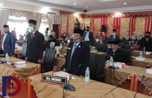 PAW Anggota DPRD Padangpariaman Fraksi Partai Gerindra Dilantik 4