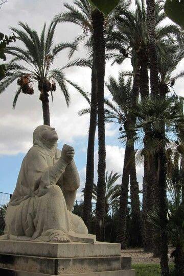 Santa Teresa de Jesus, Hort del Gat