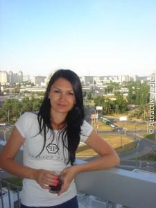 Ukrainian bride for happy family