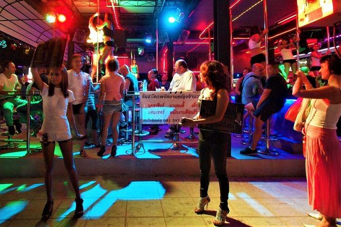 Best Nightlife Place and Hot Thai Girls - Hot Girls