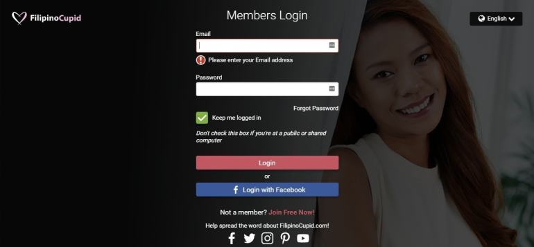 FilipinoCupid - members login