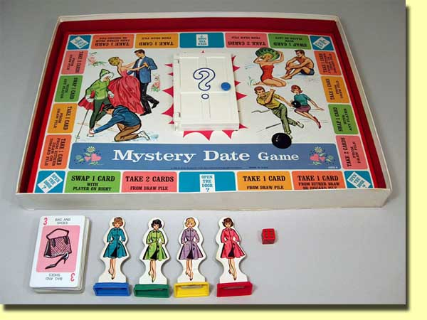Mystery Date Dating By Committee