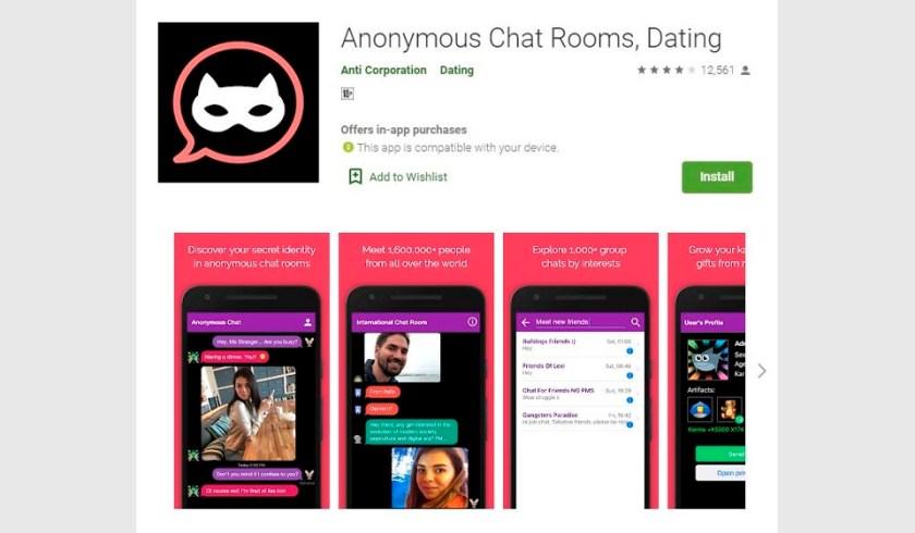 free dating online framework