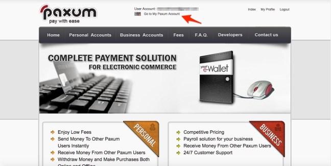 paxum onlinepaymentservices