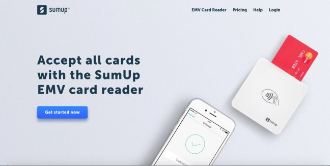 sumup payment gateway and merchant account