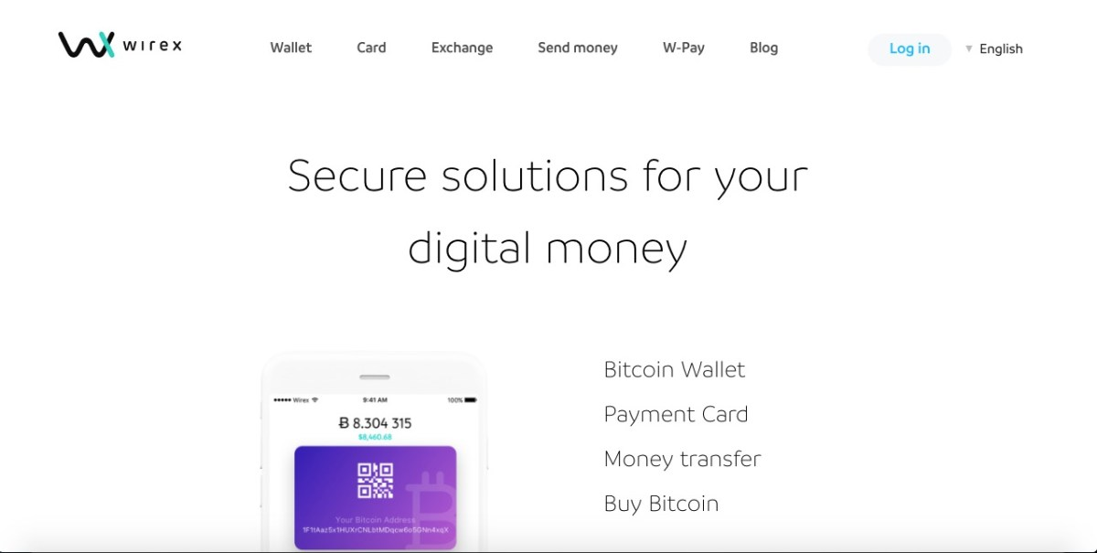 wirexapp crypto virtual credit card