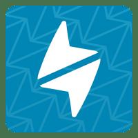 happn app logo