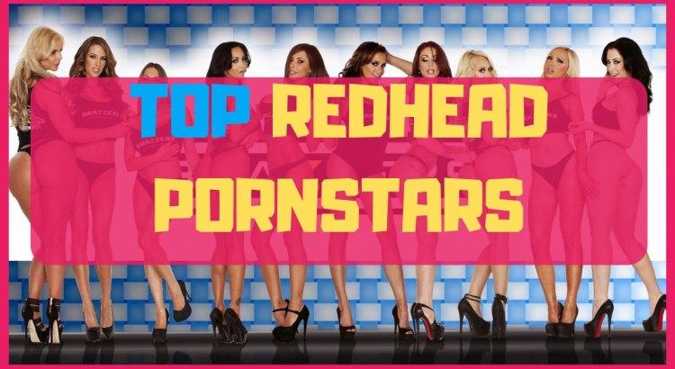 top redhead pornstars