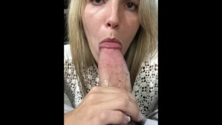 Awesome Mobile Video Of A Hot Girl Giving The Best Blowjob