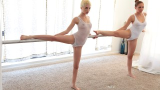 Hot Pornstars Ballerina Being Sluts And Thirsty Of Cock