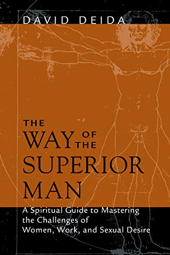 The Way of the Superior Man Book