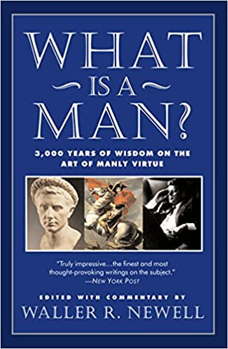 What Is A Man Book