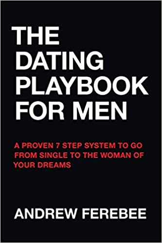 the dating playbook for men - dating books
