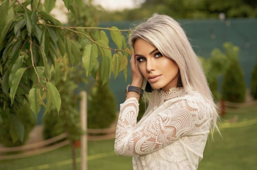 Iulia-Gina dating ladies for marriage