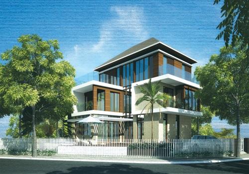 Dự Án Khu Biệt Thự Cao Cấp Khôi Nguyễn thị xã Đồng Xoài – Bình Phước – Đất Nền Bình Phước