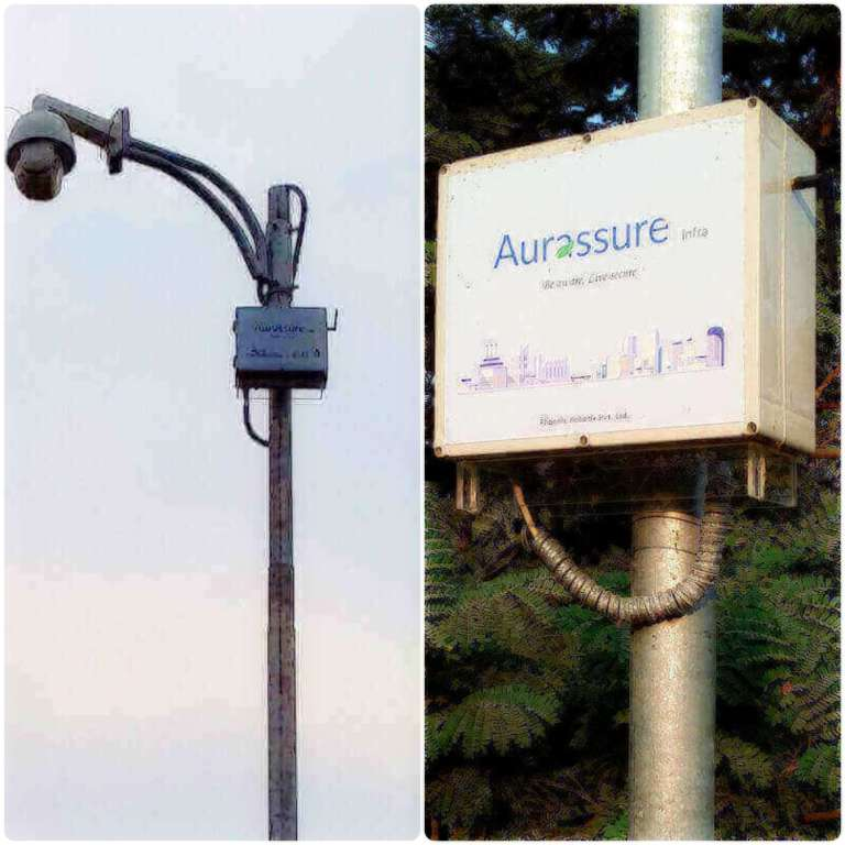 Rajkot Smart City-Air Quality Monitoring Systems