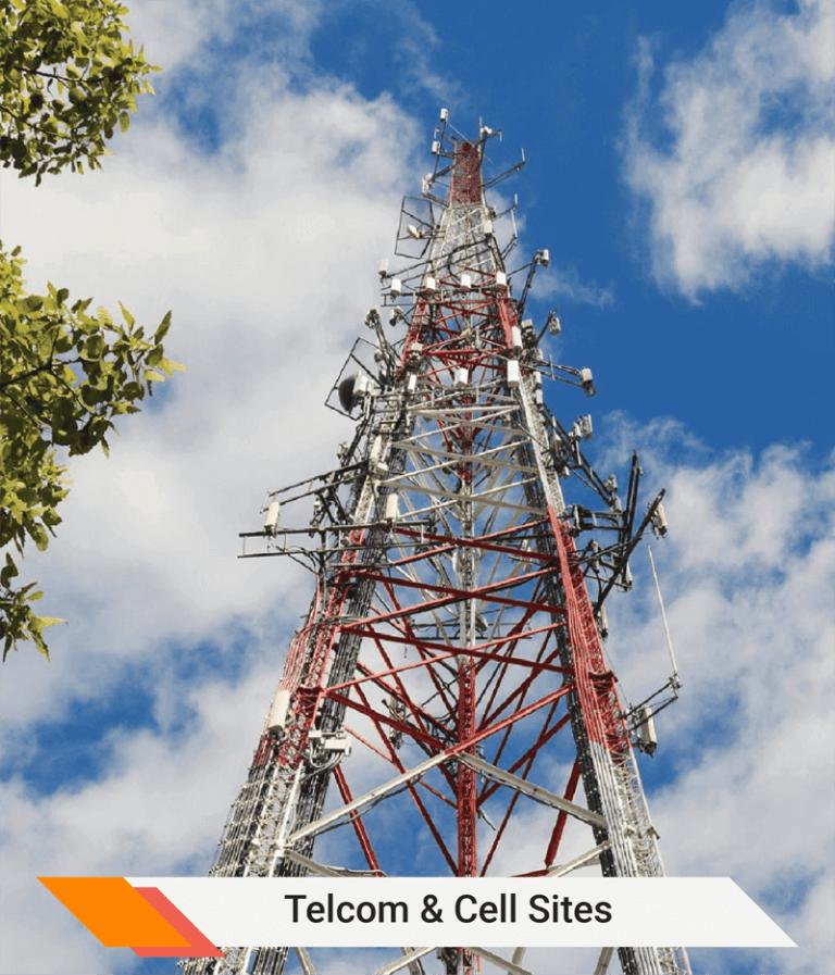 Telecom & Cell Sites