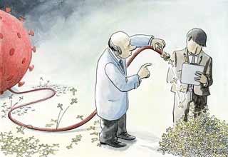 Las causas y los lugares de muerte durante la pandemia en la CDMX