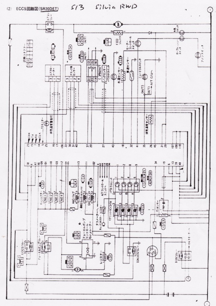 Nissan Sentra Fuse Box Diagram. Nissan. Wiring Diagram Images