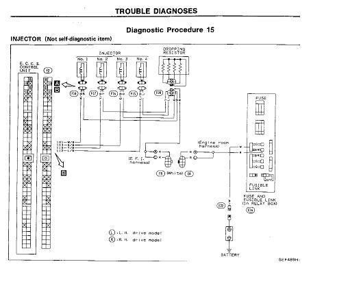 ca18det wiring diagram process flow examples engine - somurich.com