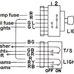 Lamp Wiring Diagram Circuit Of Phone Charger Tech Wiki Datsun 1200 Club 19666 Jpg
