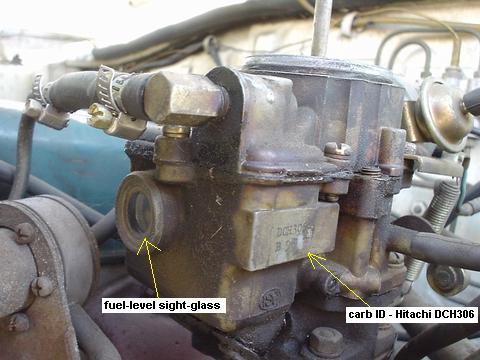 nissan 2 5 engine diagram 2002 ford windstar wiring tech wiki - carburetor adjustment : datsun 1200 club