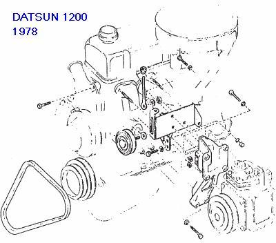 1973 Datsun 620 Wiring Diagram 1973 Datsun 240Z Headlight