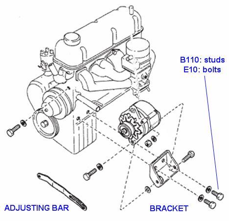 1970 datsun alternator wiring diagram wiring diagram