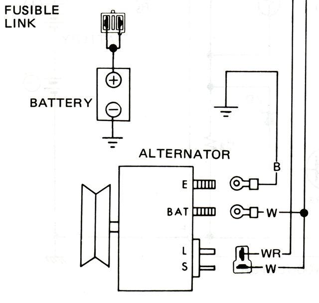 hitachi alternators 35 amp wiring diagram fn
