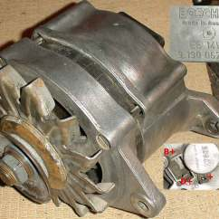 Bosch 12v Alternator Wiring Diagram Power Cord Plug Hitachi Voltage Regulator Di Engine Harness