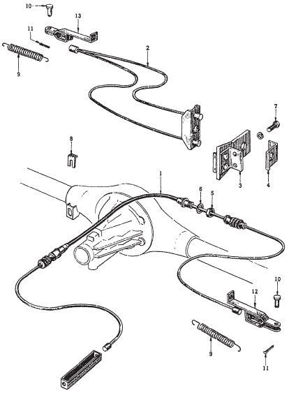 Ford Taurus Ke Parts Diagram Ford Taurus Electrical